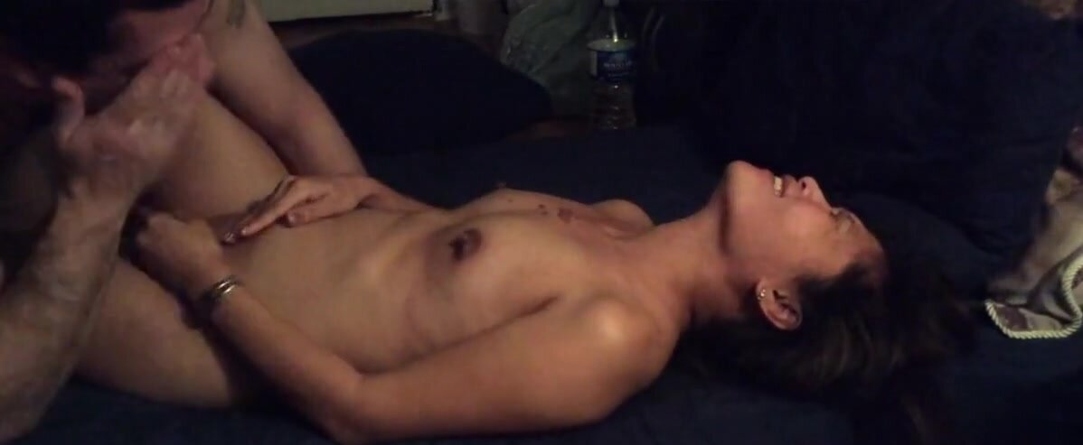 Asian girl interracial fuck to orgasm by friend, hubby film2