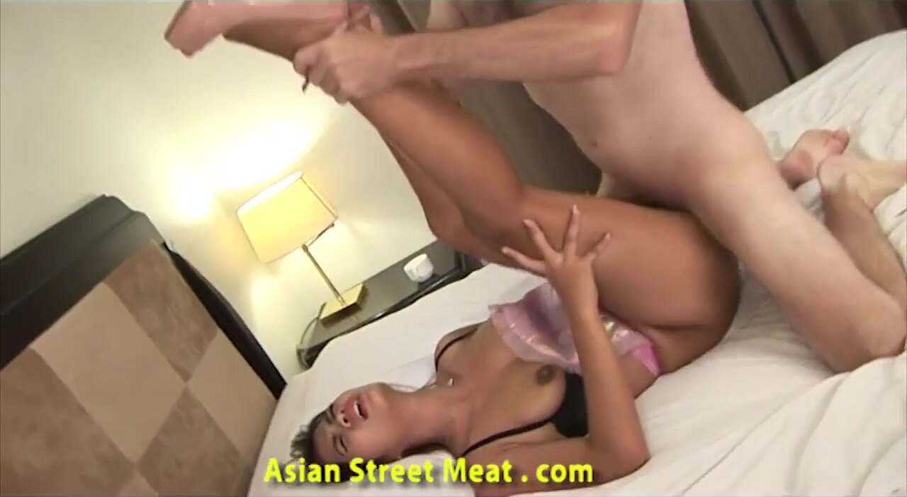 Asian Bitch In Action