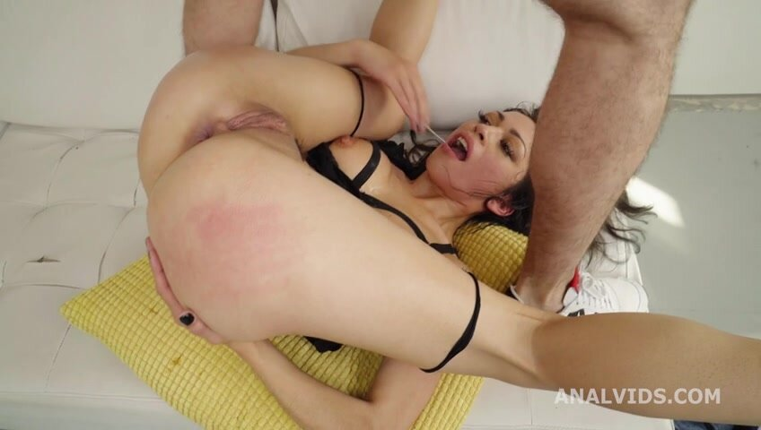Robin's Anal Casting goes Wet with Noa Tevez, ATM, Balls Deep Anal, No Pussy GL489