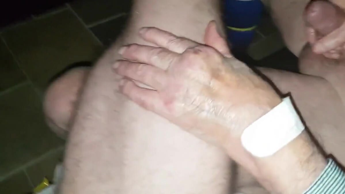 (HOT!!) 2 older dads and 1 younger guy, part 1 4